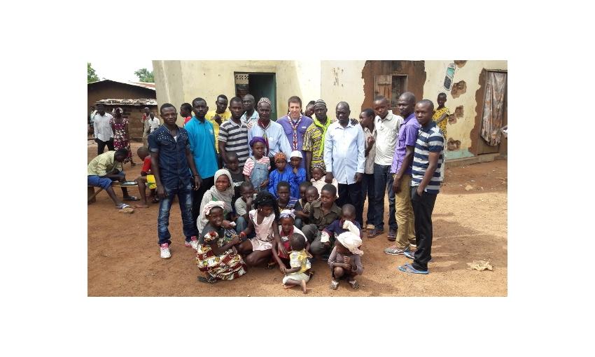 Bâtir la paix en Centrafrique