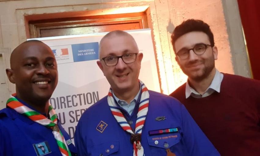 Collaboration à l'international : L'ASCCI invitée par les SGDF