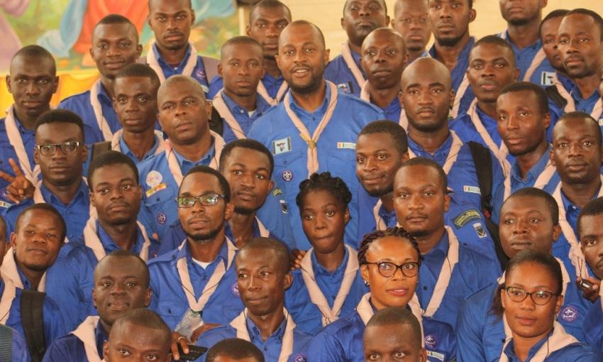 Titularisation 2 Bûchettes : La Région d'Abidjan honore ses chefs d'unités