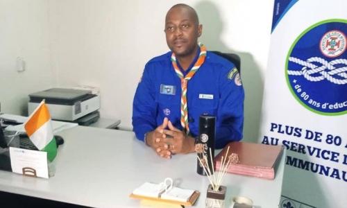 Intervention du Commissaire National au journal web La Croix Africa